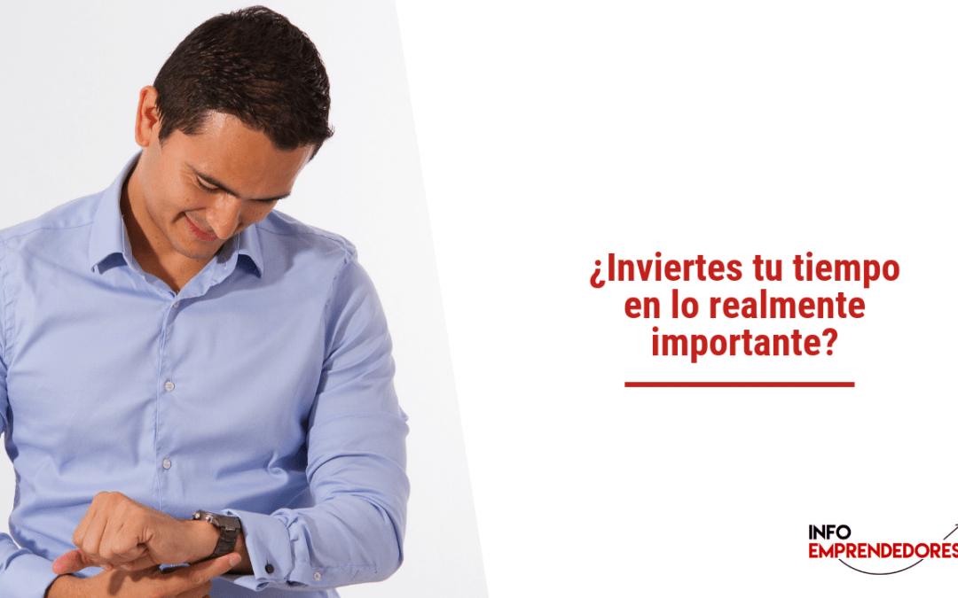 La brújula y el reloj: ¿Inviertes tu tiempo en lo realmente importante?