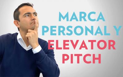 Marca Personal y elevator pitch