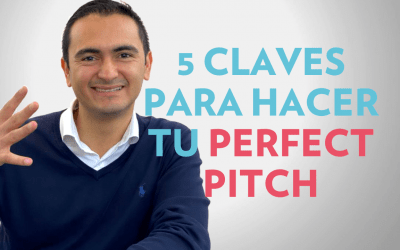 5 CLAVES PARA HACER TU PERFECT PITCH