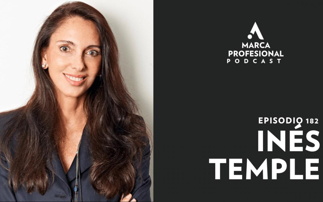 MARCA PERSONAL: outplacement y recolocación laboral. Inés Temple